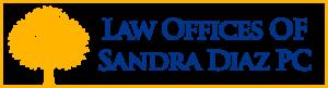 The Law Offices of Sandra Diaz PC – Attorney Sandra Diaz Logo