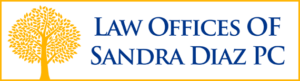 The Law Offices of Sandra Diaz PC – Attorney Sandra Diaz Logo